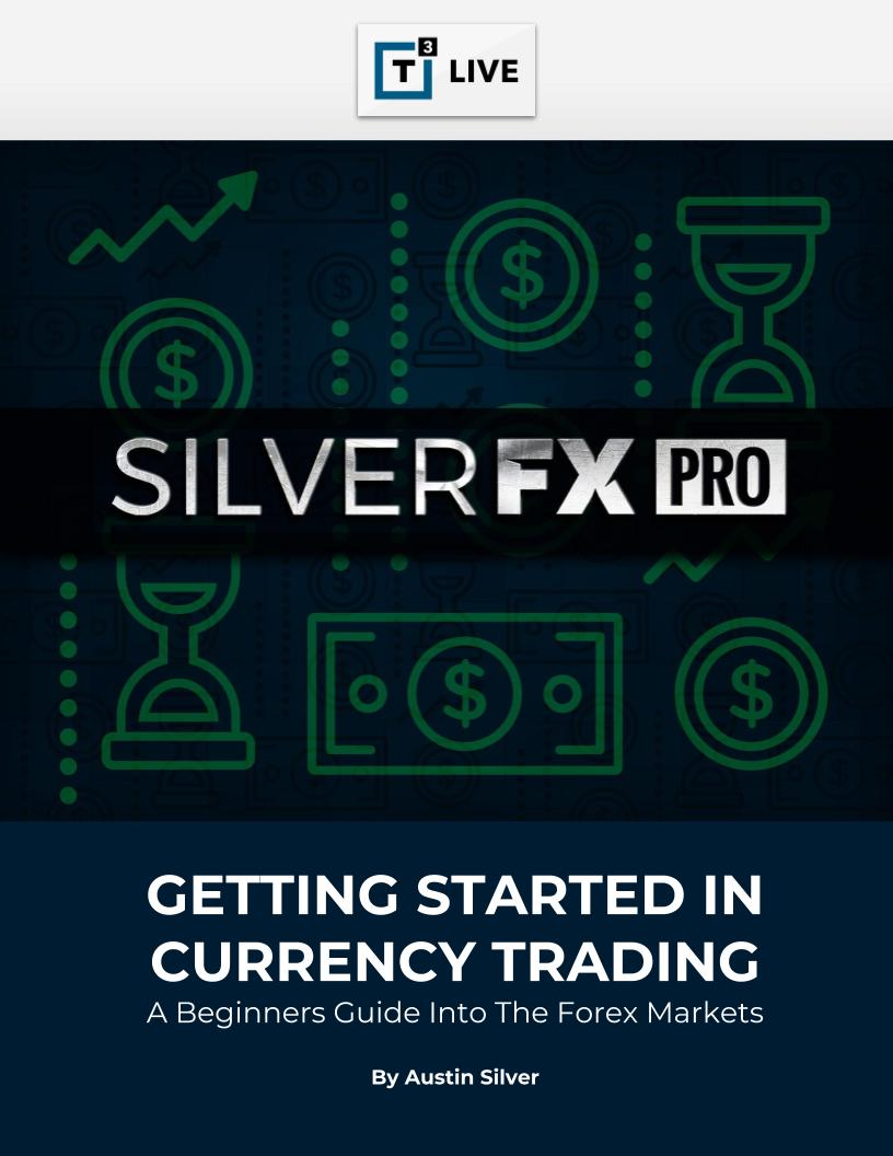 How to get into currency trading
